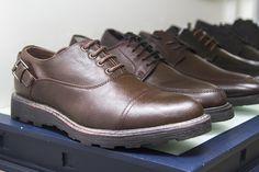 Gentle items for men Adler shoes