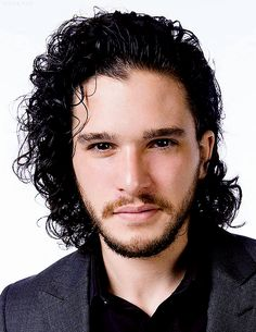 ~ † Kit Harington ~