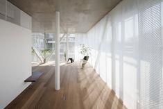 Cooperative house [Komatsunagi Terrace] | Complete list of the winners | Good Design Award