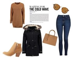 """""""New_post_19"""" by emra-cehajic ❤ liked on Polyvore featuring even&odd, Prada, Boohoo, Ray-Ban, Charles Albert and Topshop"""