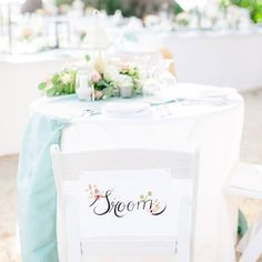 cute calligraphy signs add a sweet touch to the sweetheart table  #mauiweddingplanner  #sweethearttable  @mirellecarmichaelphoto  @sunyasflowers