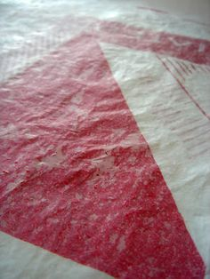 Etsy Labs Archive: Long Overdue Fusing Plastic Bag Tutorial