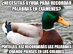 Memes tumblr: Un truquito para ayudar a estudiar →  #memesdivertidos #memesenespañol #memesparafacebook #Memestumblr #Memeswhatsapp