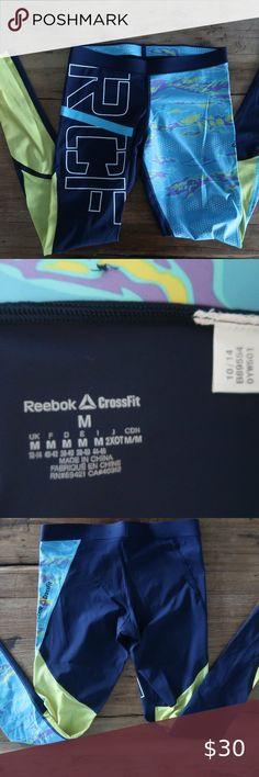 Reebok 2013 CrossFit Games NOR CAL Regional Men/'s Blue Graphic T-Shirt