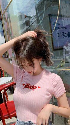Ulzzang Korean Girl, Cute Korean Girl, Kim Sun, Fashion Idol, Female Girl, Chinese Actress, Just Girl Things, Girls Accessories, Anime Art Girl