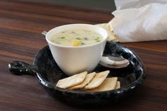 This Hearty Corn Chowder Is Pure Comfort Food