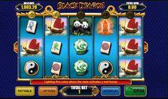 Den mystiske og usynlige Orienten er igjen vår destinasjon som vi ser godt på denne kinesiske tema online spilleautomaten fra Inspired Gaming; det heter Black Dragon, det inkluderer en forbedret gratis spinn rundt og du kan finne vår hvordan alt fungerer her. #BlackDragon #Spilleautomater Free Slots, Black Dragon, Slot Machine, Arcade Machine