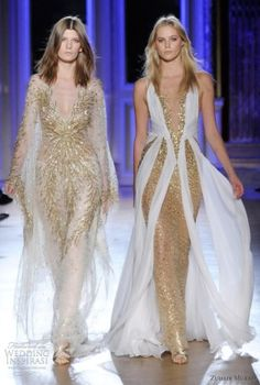 Zuhair Murad couture spring 2012