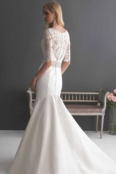 30+ Gowns with Stunning Backs -- Allure Romance