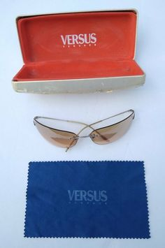 af03091993a1c VERSUS by Versace Designer Sunglasses Model Col with Original Case
