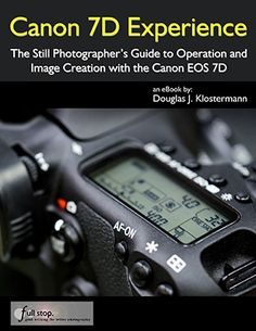 Canon 7D Experience - e-book user's guide   - need to purchase
