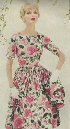 .I had a dress very similar to this dress...back in the 60's.