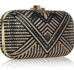 Art Deco Bag || Judith Leiber