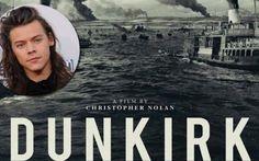 Rumors dal UK: Harry Styles dei One Direction su una nave militare per prepararsi al film Dunkirk Harry Styles potrebbe sperimentare per alcune settimane la durissima vita dei marinai #harrystyles #film #navemilitare