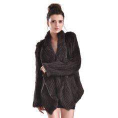 Rabbit Fur Coats