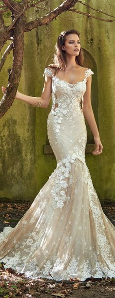 Galia Lahav 2017 Bridal Collection: Le Secret Royal II