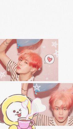 JIMIN 💕😍 Busan, Bts Jungkook, Namjoon, Taehyung, Park Ji Min, K Pop, Mochi, Bts Polaroid, Jimin Wallpaper