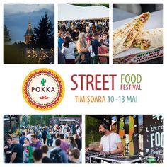 ..........  Salutări de la #Timişoara! Suntem la Street Food Festival Timişoara - Spring Edition în parcul Rozelor.  Hai şi bucură-te de soare şi de weekend!! #StreetFoodFestival #POKKA  #goodfood #music #goodmood #roadtrip #festival #haisitu