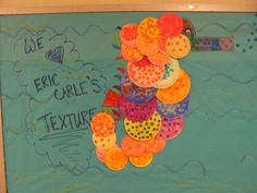 eric carle painting - Google Search