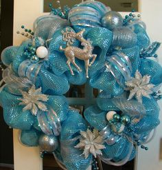 Hey, I found this really awesome Etsy listing at https://www.etsy.com/listing/168770761/christmas-wreath-winter-holiday