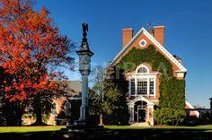 Pomfret School, Pomfret, CT.