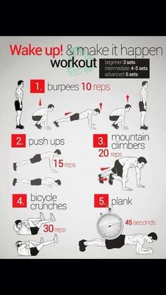 Fast Fat-Burning Workout Use these calorie burning exercises to melt the fat away. check us out at http://sittingwishingeating.com