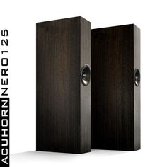Acuhorn Nero125 High End Fullrange Speaker 96dB Neodym für Röhrenverstärker 300B