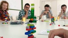Design Thinking And The Application Of Lego Serious Play   Why is Design Thinking so important to solve real life projects? What does gamification have to do with it? The studies and methodologies that are taking place in Spain throughout different workshops conducted by Fausto Camacho.