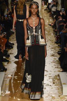 Valentino Spring 2016 Couture Fashion Show - Tami Williams (Elite)