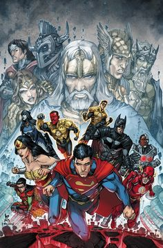 Injustice - Gods Among Us Year Four #1 by Howard Porter *