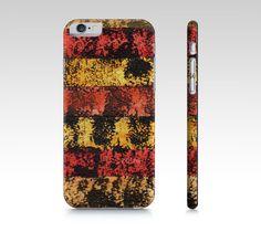 """iPhone+6+/+6S+""""Strata""""+by+Karen+Kammermann"""