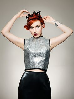 Hayley Williams Best Outfits of 2013