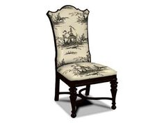 Shop For Drexel Heritage Empire Side Chair And Other Dining Room Chairs At Wow Furniture In Denver CO