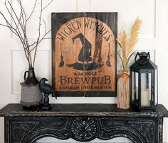 Custom Wood Sign Project Gallery: Holidays, Home, Family, Bar & More
