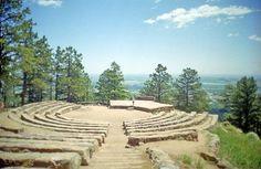 One of my favorite places to perform a Boulder wedding- Sunrise Amphitheatre, Flagstaff Mountain Flagstaff Mountain, Boulder Colorado, Colorado Springs, Landscaping Around Deck, Sunrise Wedding, Colorado Wedding Venues, Bouldering, Wedding Pics, Dream Wedding