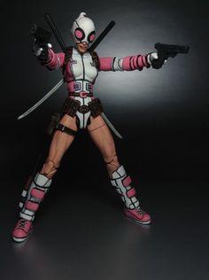 Gwenpool (Marvel Legends) Custom Action Figure