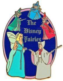 Pin 35932: Disney Auctions (P.I.N.S.) - The Disney Fairies
