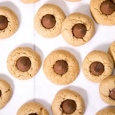 Gluten Free Peanut Butter Blossom Cookies | Gluten Free on a Shoestring