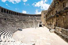 Perge-Aspendos - Two ancient sites