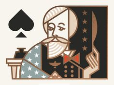 King of Spades by Jay Fletcher