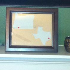 Oregon + Texas = LOVE
