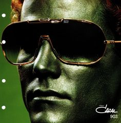 Vintage Cazal Sunglasses Ads, Catalogs and Promo Stuff from the 80s Cazal  Sunglasses, Sunnies 7d3db0289711