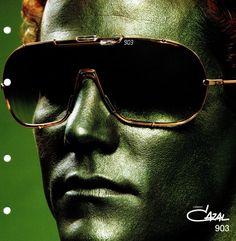 a9d849b3da Vintage Cazal Sunglasses Ads