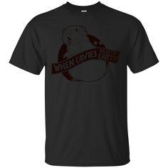 Cavies Shirts When Cavies ruled the Earth T-shirts Hoodies Sweatshirts