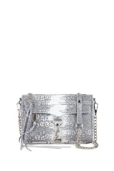 Rebecca Minkoff - Mini M.A.C. Clutch - this could shoot the black out of the water!!