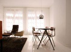 Livingroom, Mirror lamp Result Friso Kramer