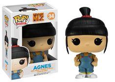 Funko Pop! Movies: Despicable Me - Agnes