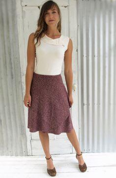 Adjustable Versatile wrap skirt.