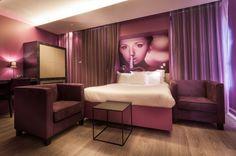 La suite Passage Secret au Legend Hotel, Paris.