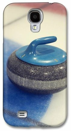 Blue Curling Stone iPhone 5 Case / iPhone 5 Cover for Sale by Priska Wettstein Curling Stone, Sport Cakes, Iphone 5 Cases, Phone Covers, Galaxies, Curls, S4 Case, Mosaics, Blue